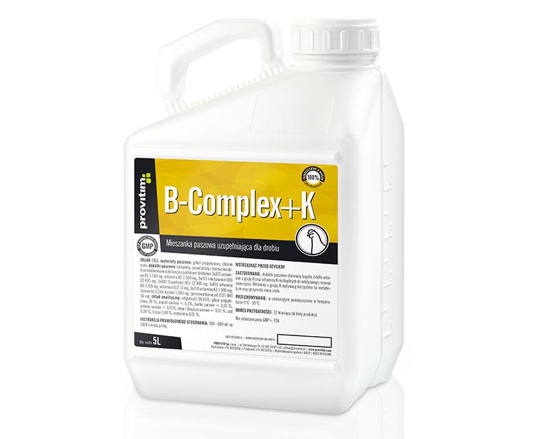 B Complex+K
