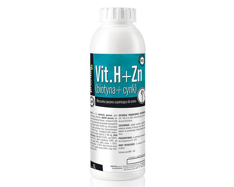 Vit H+Zn Biotyna